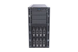 "Dell PowerEdge T330 1x8 3.5"", 1 x E3-1230v5 3.4GHz Quad-Core, 32GB, 8 x 4TB 7.2k SAS, PERC H330"