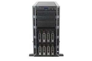 Dell PowerEdge T430 1x8, 2 x E5-2660v3 2.66GHz Ten-Core, 128GB, 8 x 6TB 7.2k SAS, PERC H730