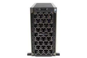 Dell PowerEdge T440 1x16, 2 x Silver 4114 2.2GHz Ten-Core, 32GB, 4 x 2.4TB 10k SAS, PERC H730P