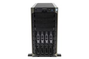 Dell PowerEdge T440 1x8, 2 x Silver 4114 2.2GHz Ten-Core, 32GB, 4 x 3TB 7.2k SAS, PERC H730P