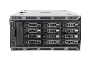 "Dell PowerEdge T620-R 1x12 3.5"", 2 x E5-2690v2 3.0GHz Twelve-Core, 64GB, 12 x 3TB 7.2k SAS, PERC H710P, iDRAC8"