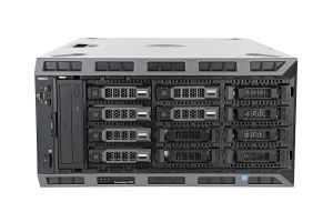 "Dell PowerEdge T620-R 1x12 3.5"", 2 x E5-2670 2.6GHz Eight-Core, 64GB, 6 x 2TB 7.2k SAS, PERC H710P, iDRAC8"
