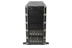 Dell PowerEdge T620 1x16, 2 x E5-2670 2.6GHz Eight-Core, 64GB, 16 x 1.2TB 10k SAS, PERC H710