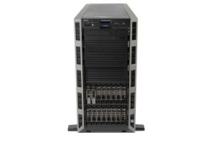 Dell PowerEdge T620 1x16, 2 x E5-2680v2 2.8GHz Ten-Core, 128GB, 2 x 600GB 10k SAS, PERC H710
