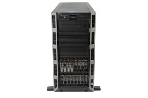 "Dell PowerEdge T630 1x16 2.5"", 2 x E5-2680v3 2.5GHz Twelve-Core, 128GB, 4 x 2.4TB SAS 10k, PERC H730, iDRAC8 Ent"