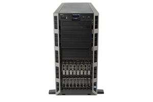 "Dell PowerEdge T630 1x16 2.5"", 2 x E5-2680v3 2.5GHz Twelve-Core, 128GB, 8 x 1.2TB SAS 10k, PERC H730, iDRAC8 Ent"