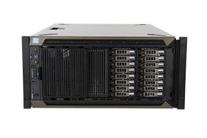 "Dell PowerEdge T640-R 1x16 2.5"", 2 x Silver 4110 2.1GHz Eight-Core, 32GB, 16 x 1TB SAS 7.2k, PERC H730P"