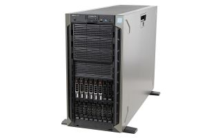 Dell PowerEdge T640 1x16, 1 x Gold 6234 3.3GHz Eight-Core, 32GB, 4 x 1.2TB 10k SAS, 2 x 300GB 15k SAS, PERC H730P, iDRAC9 Express