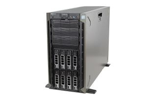 Dell PowerEdge T640 1x8, 2 x Gold 6132 2.6GHz Fourteen-Core, 128GB, 8 x 12TB 7.2k SAS, PERC H730P