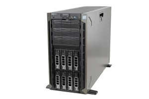Dell PowerEdge T640 1x8, 2 x Gold 5115 2.4GHz Ten-Core, 96GB, 8 x 4TB 7.2k SAS, PERC H730P, iDRAC9 Ent