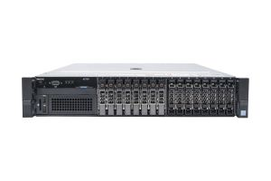 "Dell PowerEdge R730 (XC730) 1x16 2.5"", 2 x E5-2630v3 2.4GHz Eight-Core, 64GB, 8 x 1TB 7.2k SAS, H730, iDRAC8 Ent"