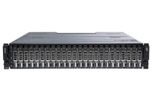 Dell PowerVault MD3420 - 24 x 600GB 15k SAS