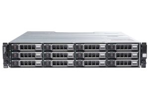 Dell PowerVault MD3600i - 12 x 3TB 7.2k SAS