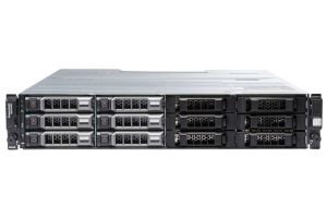 Dell PowerVault MD3600i - 6 x 600GB 15k SAS