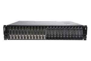 Dell PowerVault MD3620i - 12 x 900GB 10k SAS