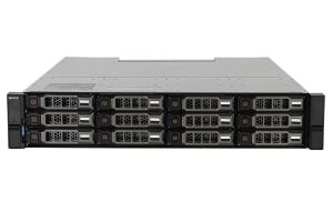 Dell PowerVault ME4012 with 12 x 12TB 7.2k SAS