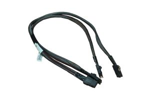 Dell SFF-8087 to SFF-8087 Mini SAS Cable 	1M - D43GD