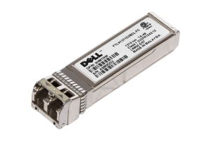 Dell 10Gb SFP+ FC Long Range Multimode - HMTNW - FTLX1371D3BCL-FC - New