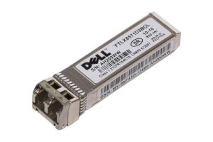 Dell 10Gb SFP+ FC Short Range Transceiver - N743D - *8 Pack* - Ref