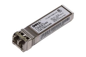 Dell 10Gb SFP+ FC Short Range Transceiver - WTRD1 - FTLX8571D3BCL-FC - New
