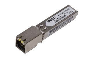 Dell Finisar 1G RJ-45 SFP Short Range Transceiver - 8T47V - FCLF-8521-3-(DL)