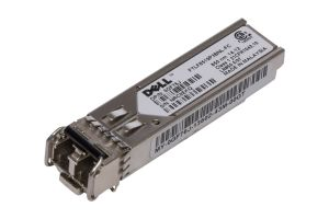 Dell Finisar 1Gb FC SFP Short Range Transceiver - GF76J - *12 Pack* - Ref