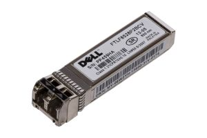Dell Intel 8Gb SFP+ FC Short Range Transceiver - 6W2YH - FTLF8528P2BCV - Ref