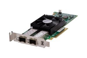 Dell Emulex OCE14102-U1-D 10Gb Dual Port Low Profile Network Card - 6FC2Y - Ref