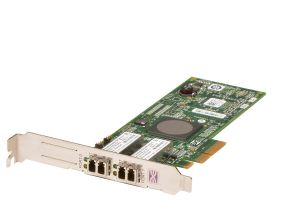 Dell Emulex LPe11002-E 4Gb FC LC Dual Port Full Height Host Bus Adapter - KN139