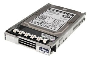 "Dell EqualLogic 146GB 15k SAS 2.5"" 6G Hard Drive - NJYM3"