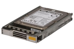 "Dell EqualLogic 300GB SAS 10k 2.5"" 6G Hard Drive MCVGD in PS4100 / PS6100 Caddy"