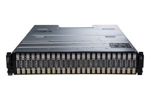 Dell Equallogic PS6100XV SFF 1x24 - 24 x 600Gb 15k SAS