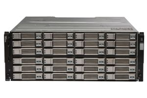 "Dell Equallogic PS6100E LFF 1x24 iSCSI SAN 24 x 4TB 3.5""  SAS HDD"