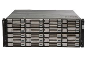 "Dell Equallogic PS6100E LFF 1x24 iSCSI SAN 24 x 1TB 3.5""  SAS HDD"