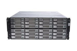 Dell EqualLogic PS6210E LFF 1x24 - 24 x 2TB SAS