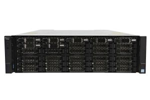 Dell Compellent SC5020 with 10Gb/s iSCSI Controllers 7 x 3.84TB SAS 12G