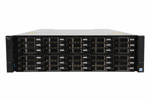 Dell Compellent SC5020 with 10Gb/s iSCSI Controllers 30 x 1.2TB SAS 10K 12G