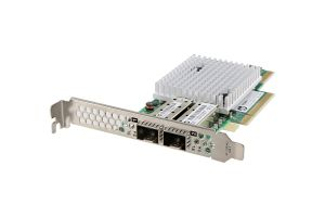 HP 572SFP+ 10Gb SFP+ Dual Port Full Height Network Card - 811794-001 - Ref
