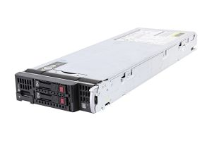 HP Proliant BL460C Gen9 1x2, 2 x E5-2620v3 2.4GHz Six-Core, 32GB, 2 x 300GB SAS