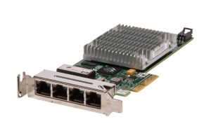 HP NC375T 1Gb RJ-45 Quad Port Low Profile Network Card - 539931-001