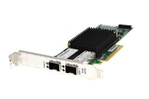 HP NC522SFP 10Gb SFP+ Dual Port Full Height Network Card - 614506-001