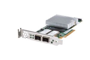 HP NC523SFP 10Gb SFP+ Dual Port Low Profile Network Card - 593717-001