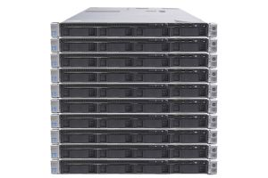 "HP Proliant DL360p Gen8 1x4 3.5"", 2 x E5-2660 2.2GHz Eight-Core, 16GB, Smart Array P420, HP iLO - 10 Pack"