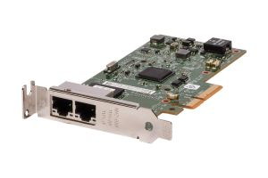 Dell Intel i350-T2 1Gb RJ-45 Dual Port Low Profile Network Card - 8WWC9