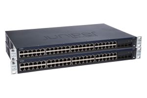 Juniper EX2200-48T-4G 48x 1Gb + 4x SFP Switch - *2 Pack*