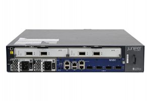 Juniper MX80 Chassis w/ 1x MIC-3D-20GE-SFP Modules & Licenses