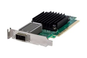 Dell Mellanox CX455A CONNECTX-4 Infiniband 100Gb QSFP+ Single Port Low Profile NIC - JJN39 - Ref