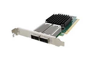 Mellanox CX456A ConnectX-4 100Gb Dual Port Full Height Network Card - Ref