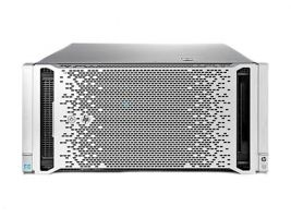HP Proliant ML350P Gen8 2x8, 2 x E5-2680v2 2.8GHz Ten-Core, 96GB, 8 x 1TB SAS, P420i/512MB