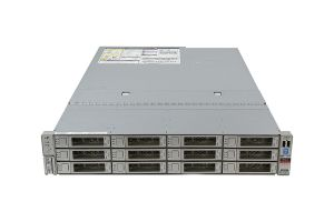 "Oracle ExaData X5-2L 1x12 3.5"", 2 x E5-2630v3 2.4GHz Eight-Core, 96GB, 12 x 8TB SAS 12G 7.2k, LSI MegaRAID 9361-8i"